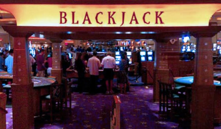 Hard blackjack